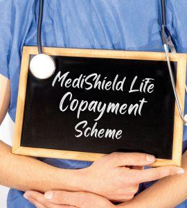 Medical Insurance, MediShield Life, Copayment Scheme