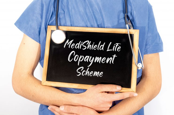 Medical Insurance, MediShield Life, Copayment Scheme